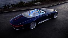 Mercedes-Maybach Vision 6 Cabriolet: concept col vento tra i capelli - Immagine: 5