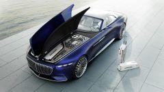Mercedes-Maybach Vision 6 Cabriolet: concept col vento tra i capelli - Immagine: 8