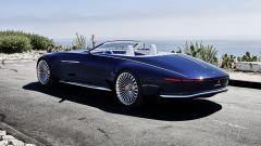 Mercedes-Maybach Vision 6 Cabriolet: concept col vento tra i capelli - Immagine: 9