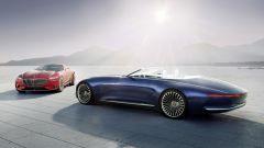 Mercedes-Maybach Vision 6 Cabriolet: concept col vento tra i capelli - Immagine: 10