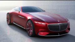 Mercedes-Maybach Vision 6: le prime immagini ufficiali - Immagine: 2
