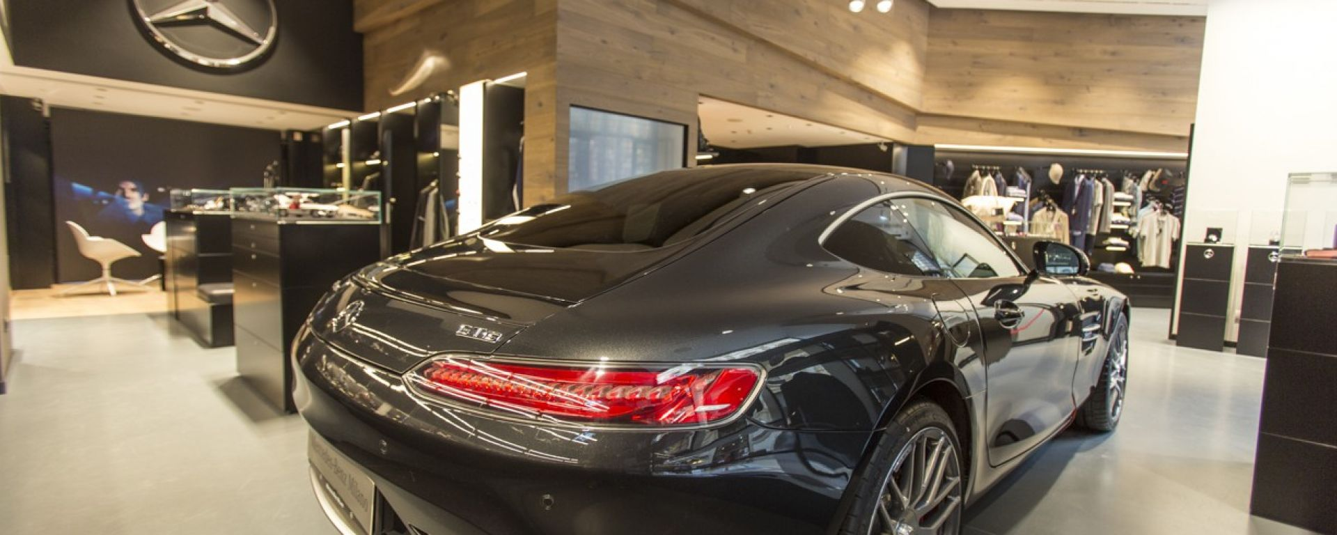 Mercedes me store: in Italia debutta a Milano
