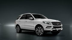 Mercedes ML Special Edition 16 - Immagine: 2