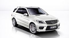 Mercedes ML63 AMG 2012 - Immagine: 15