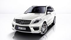 Mercedes ML63 AMG 2012 - Immagine: 14