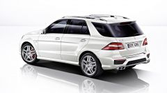 Mercedes ML63 AMG 2012 - Immagine: 13