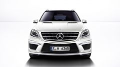Mercedes ML63 AMG 2012 - Immagine: 11