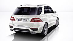 Mercedes ML63 AMG 2012 - Immagine: 10