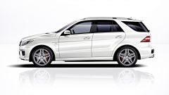 Mercedes ML63 AMG 2012 - Immagine: 9