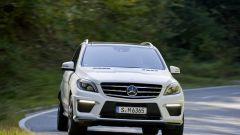 Mercedes ML63 AMG 2012 - Immagine: 6