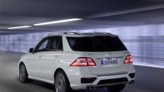 Mercedes ML63 AMG 2012 - Immagine: 5