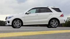 Mercedes ML63 AMG 2012 - Immagine: 3