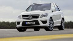 Mercedes ML63 AMG 2012 - Immagine: 1
