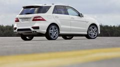 Mercedes ML63 AMG 2012 - Immagine: 2