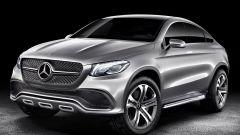 Mercedes Concept Coupé SUV - Immagine: 30