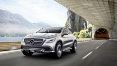 Mercedes Concept Coupé SUV - Immagine: 4