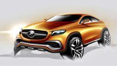 Mercedes Concept Coupé SUV - Immagine: 26