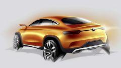 Mercedes Concept Coupé SUV - Immagine: 27