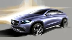 Mercedes Concept Coupé SUV - Immagine: 28