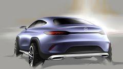 Mercedes Concept Coupé SUV - Immagine: 29