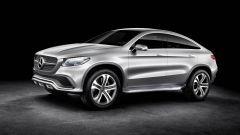 Mercedes Concept Coupé SUV - Immagine: 8