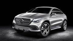 Mercedes Concept Coupé SUV - Immagine: 9