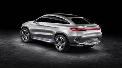 Mercedes Concept Coupé SUV - Immagine: 3