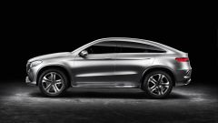 Mercedes Concept Coupé SUV - Immagine: 12