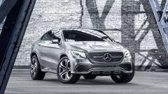 Mercedes Concept Coupé SUV - Immagine: 14