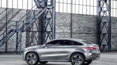 Mercedes Concept Coupé SUV - Immagine: 15