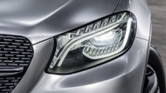 Mercedes Concept Coupé SUV - Immagine: 16