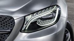 Mercedes Concept Coupé SUV - Immagine: 17