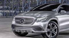 Mercedes Concept Coupé SUV - Immagine: 2