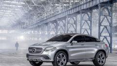 Mercedes Concept Coupé SUV - Immagine: 20