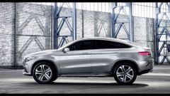 Mercedes Concept Coupé SUV - Immagine: 22