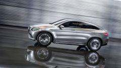 Mercedes Concept Coupé SUV - Immagine: 24