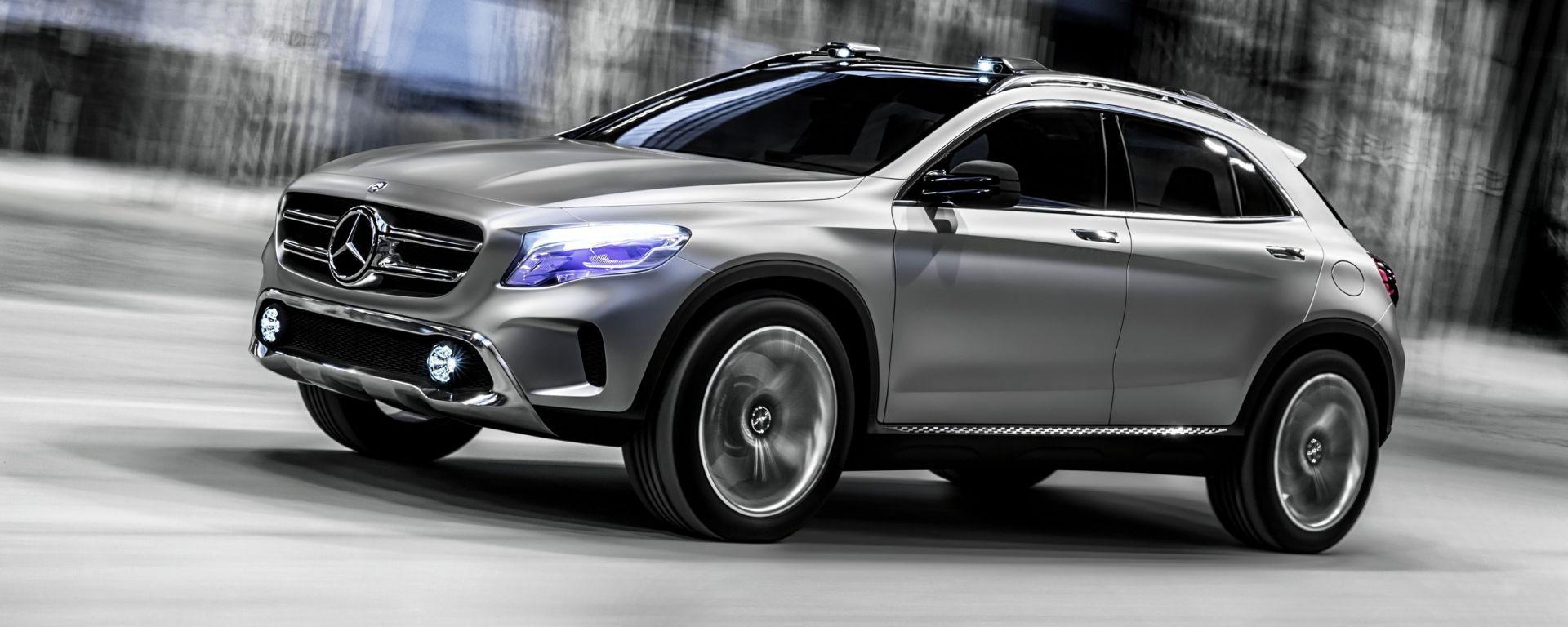 Mercedes: nel 2022 nuova entry-level più piccola di Classe A?