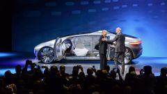 Mercedes: nuovo brand elettrico contro Tesla e BMW - Immagine: 6