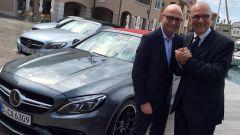 Mercedes: scambio di ruoli tra Lanzoni e Blasetti - Immagine: 1