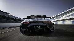 Mercedes Road to the Future: Concept Project ONE