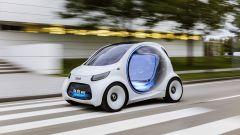 Mercedes Road to the Future: EQ Concept