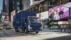 Mercedes Road to the Future: Fuso eCanter