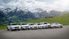 Mercedes Road to the Future: gamma plug-in hybrid