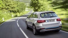 Mercedes Road to the Future: la frontiera è la GLC F-Cell a idrogeno