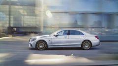 Mercedes Road to the Future: S 560 e
