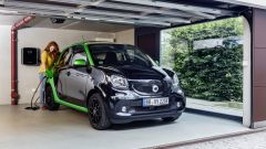 Mercedes Road to the Future: smart forfour electric drive
