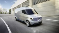 Mercedes Road to the Future: Vision Van