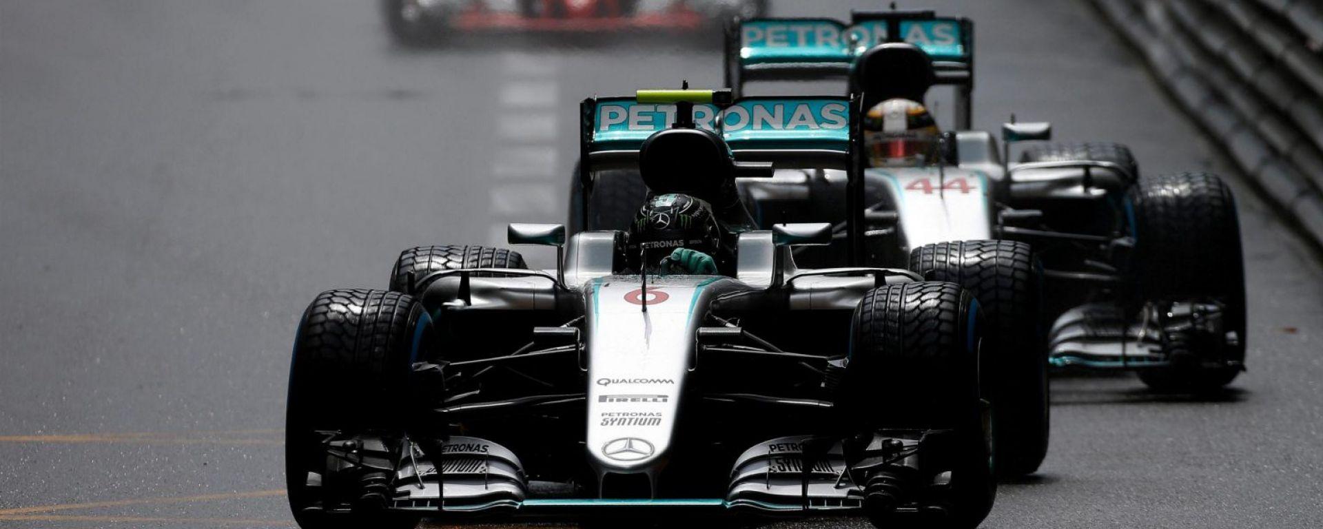 F1 Toto Wolff: Rosberg è un vero uomo squadra