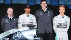 F1 Toto Wolff: Rosberg è un vero uomo squadra - Immagine: 4