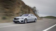 Mercedes S63 AMG 2014 - Immagine: 4